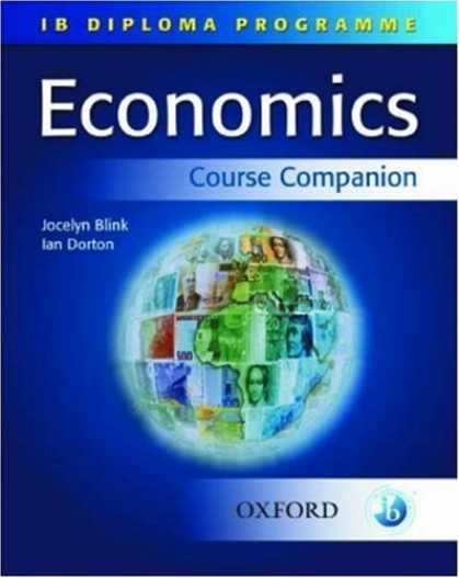 Economics Books - IB Economics Course Companion: International Baccalaureate Diploma Programme