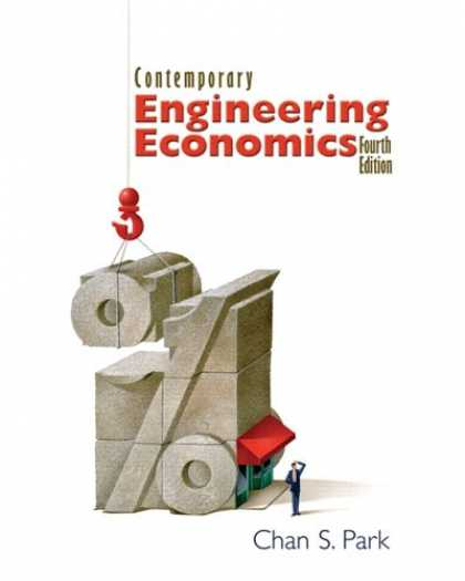 Economics Books - Contemporary Engineering Economics (4th Edition)