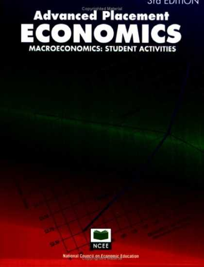 Economics Books - Advanced Placement Economics: Macroeconomics : Student Activities