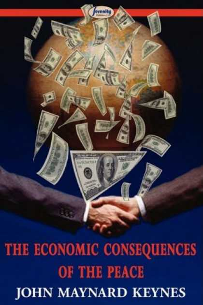 Economics Books - The Economic Consequences of the Peace