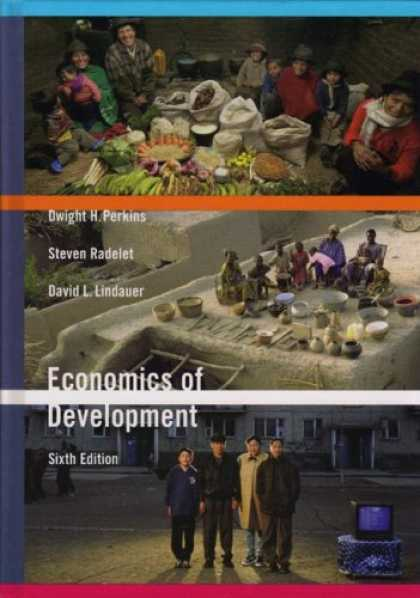 Economics Books - Economics of Development: (Sixth Edition)