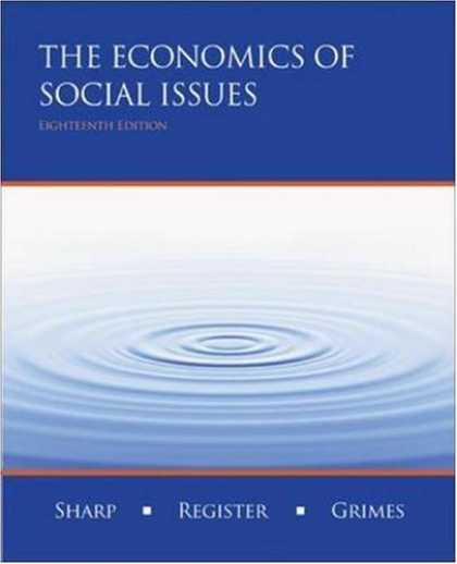 Economics Books - Economics of Social Issues
