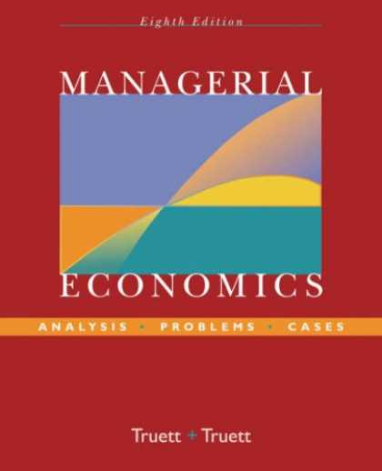 Economics Books - Managerial Economics: Analysis, Problems, Cases