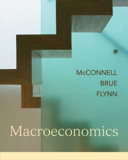 Economics Books - Macroeconomics (McGraw-Hill Economics)