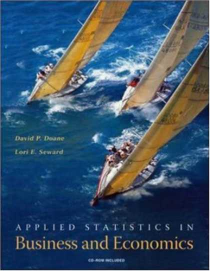 Economics Books - Applied Statistics in Business and Economics with St CDRom