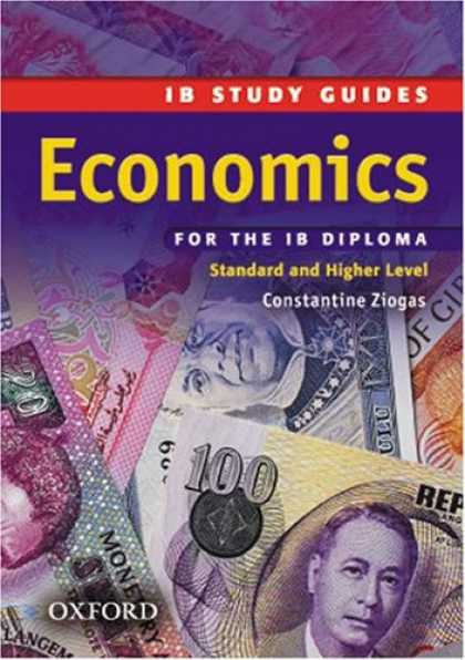 Economics Books - Economics for the IB Diploma: Study Guide (Ib Study Guides)
