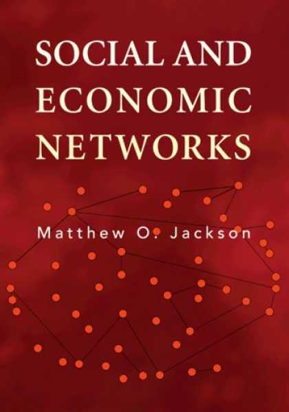 Economics Books - Social and Economic Networks