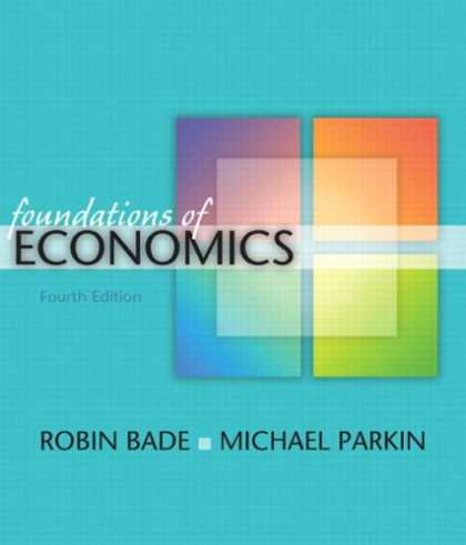 Economics Books - Foundations of Economics plus MyEconLab plus eBook 2-semester Student Access Kit