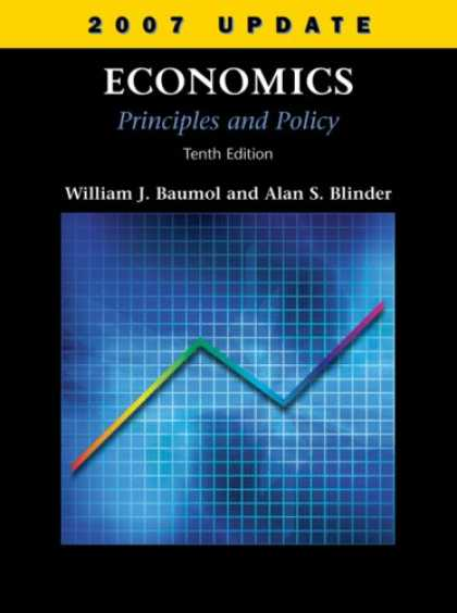 Economics Books - Economics: Principles and Policy, 2007 Update