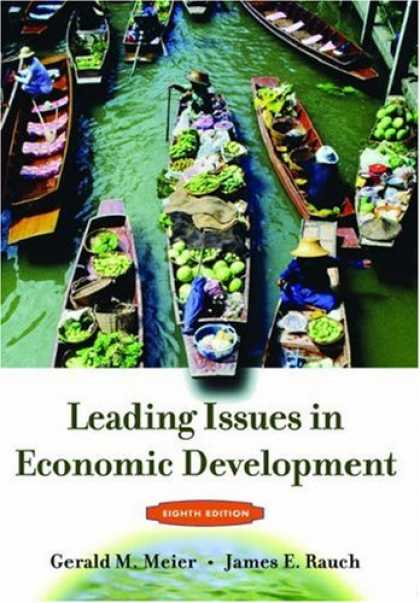 Economics Books - Leading Issues in Economic Development