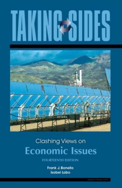 Economics Books - Taking Sides: Clashing Views on Economic Issues
