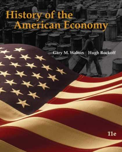 Economics Books - History of the American Economy (with InfoTrac College Edition 2-Semester and Ec