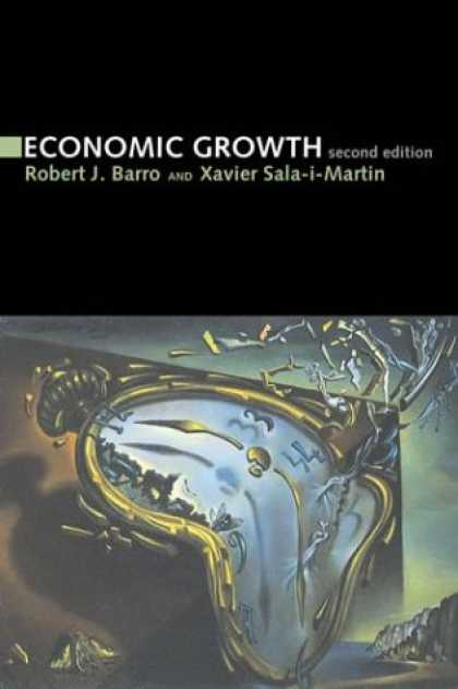 Economics Books - Economic Growth, 2nd Edition