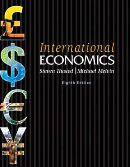 Economics Books - International Economics (8th Edition)