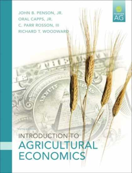 Economics Books - Introduction to Agricultural Economics (5th Edition)