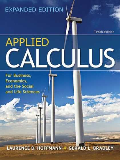 Economics Books - Applied Calculus for Business, Economics, and the Social and Life Sciences, Expa
