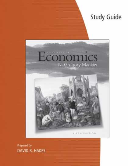 Economics Books - Study Guide for Mankiw's Principles of Economics, 5th