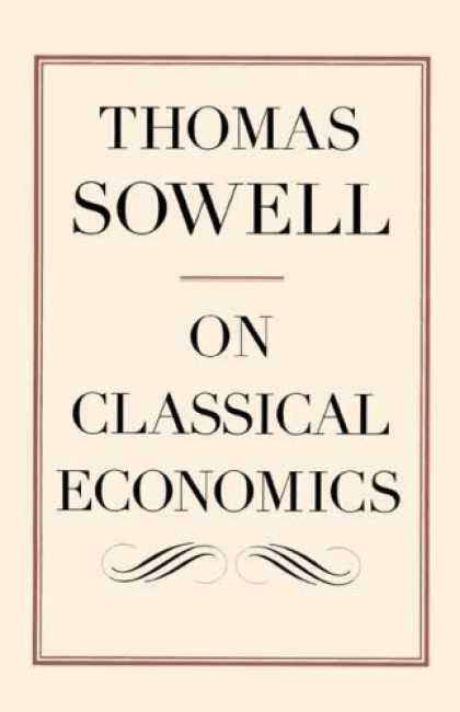 Economics Books - On Classical Economics