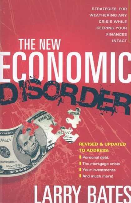 Economics Books - The New Economic Disorder: Strategies for Weathering Any Crisis While Keeping Yo