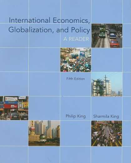 Economics Books - International Economics, Globalization, and Policy: A Reader (McGraw-Hill Econom