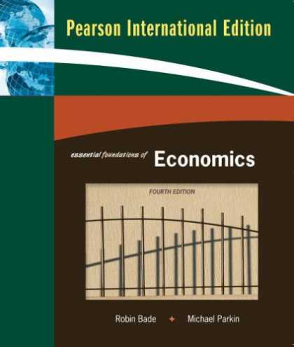 Economics Books - Essential Foundations of Economics