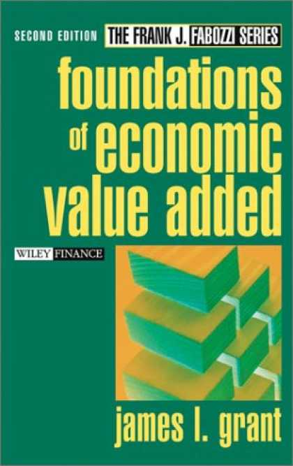 Economics Books - Foundations of Economic Value Added, 2nd Edition