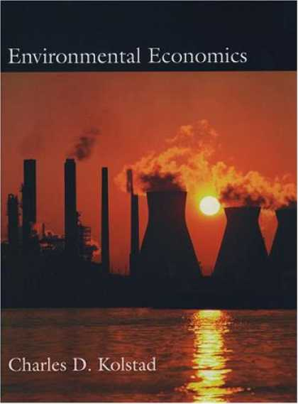 Economics Books - Environmental Economics