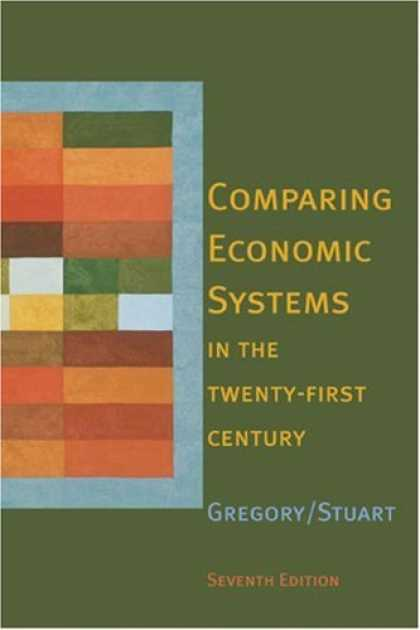 Economics Books - Comparing Economic Systems in the Twenty-First Century