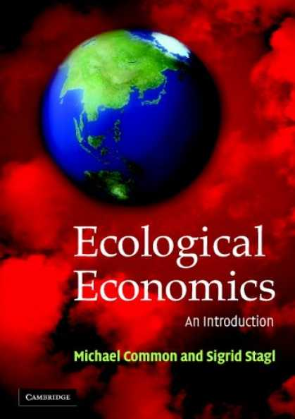 Economics Books - Ecological Economics: An Introduction