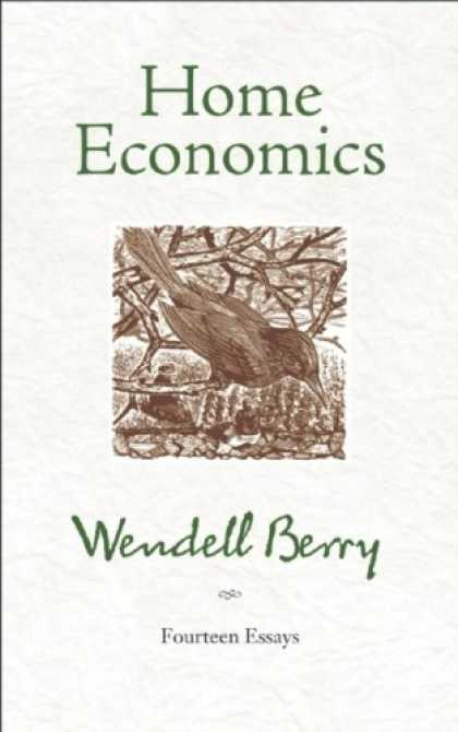 Economics Books - Home Economics: Fourteen Essays