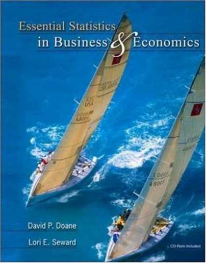 Economics Books - Essential Statistics in Business and Economics with St CDRom (Irwin/McGraw-Hill