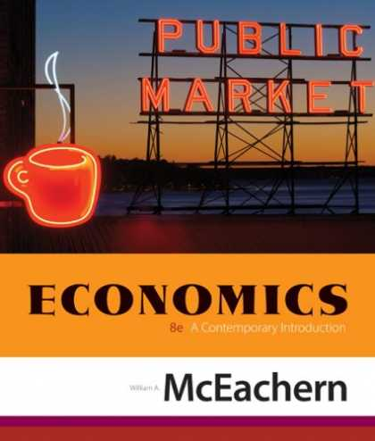 Economics Books - Economics: A Contemporary Introduction