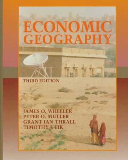 Economics Books - Economic Geography