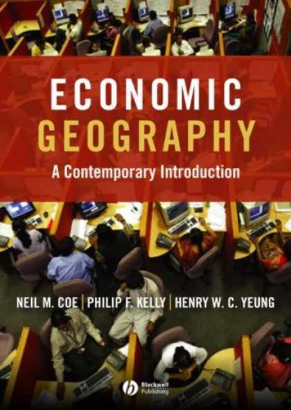 Economics Books - Economic Geography: A Contemporary Introduction