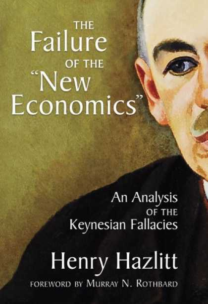Economics Books - The Failure of the New Economics