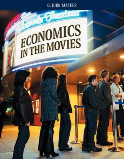 Economics Books - Economics in the Movies (with Access Card)