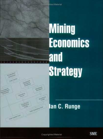 Economics Books - Mining Economics and Strategy