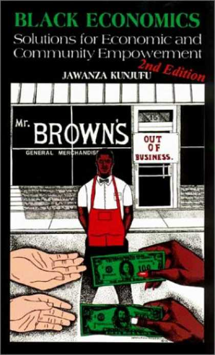 Economics Books - Black Economics: Solutions for Economic and Community Empowerment