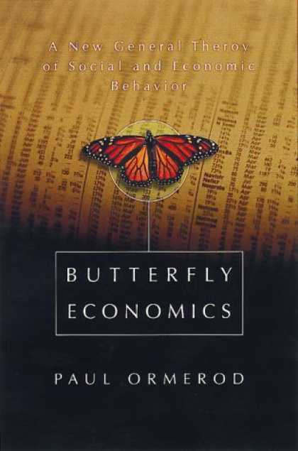 Economics Books - Butterfly Economics: A New General Theory of Social and Economic Behavior