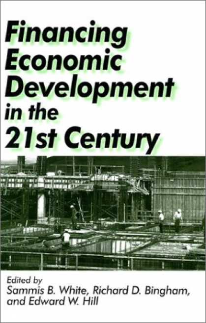Economics Books - Financing Economic Development in the 21st Century