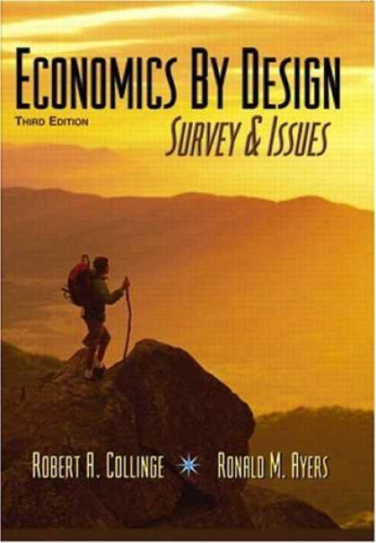 Economics Books - Economics By Design: Survey and Issues (3rd Edition)