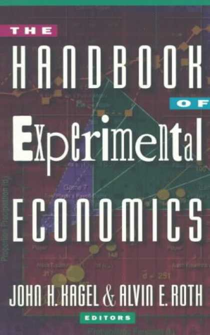 Economics Books - The Handbook of Experimental Economics