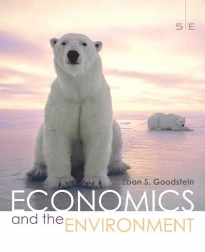 Economics Books - Economics and the Environment (Wse)
