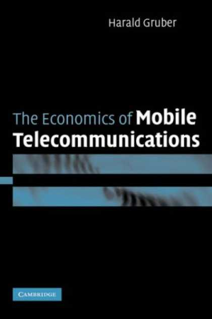 Economics Books - The Economics of Mobile Telecommunications