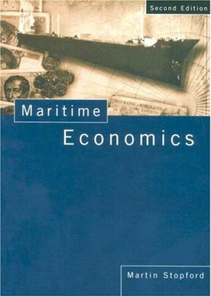Economics Books - Maritime Economics Second Edition