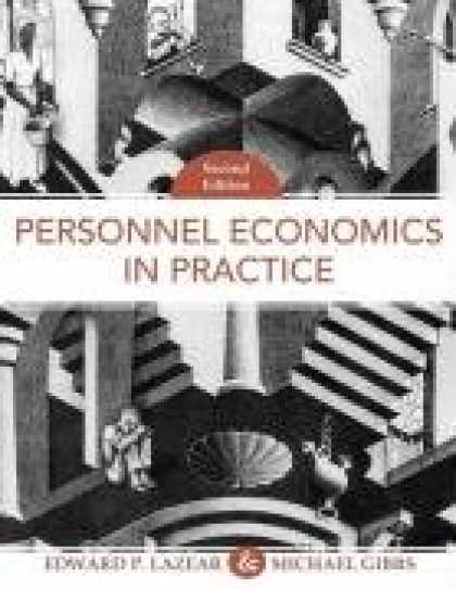 Economics Books - Personnel Economics in Practice