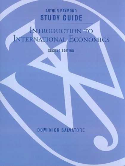 Economics Books - Introduction to International Economics, Study Guide