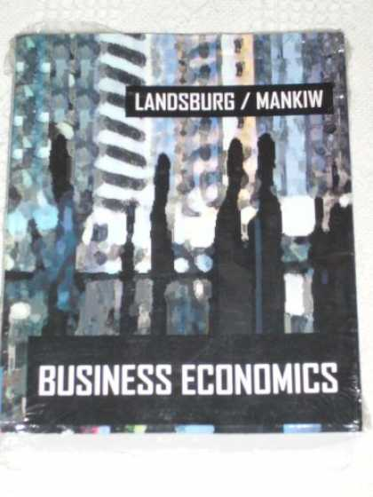 Economics Books - Business Economics