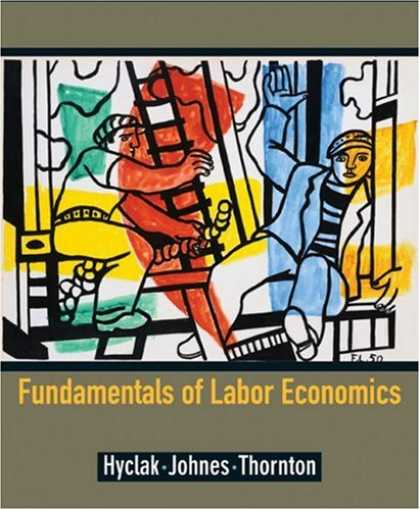 Economics Books - Fundamentals of Labor Economics