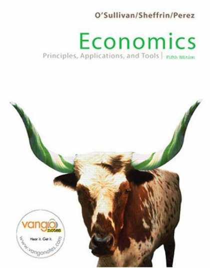 Economics Books - Economics: Principles and Applications and Tools with MyEconLab and EBook 2-Sem